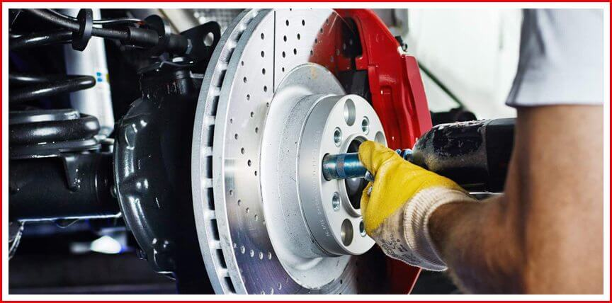 Brake job in New Orleans - NOLA Automotive Repairs
