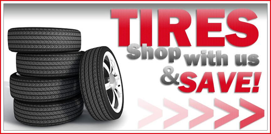 Tire shop New Orleans - NOLA Automotive Repairs