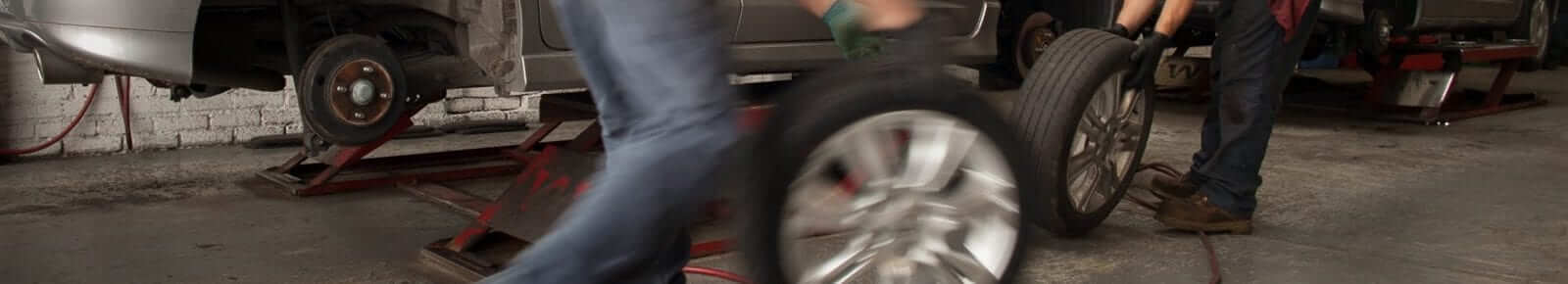 Tires Replacement services in New Orleans LA - NOLA Automotive Repairs