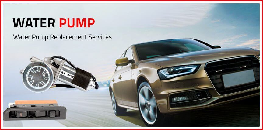Auto Water Pump Replacement in New Orleans- NOLA Automotive Repairs