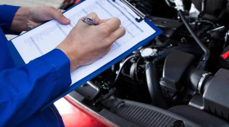 Vehicle Repair Checklist New Orleans LA - NOLA Automotive Repairs