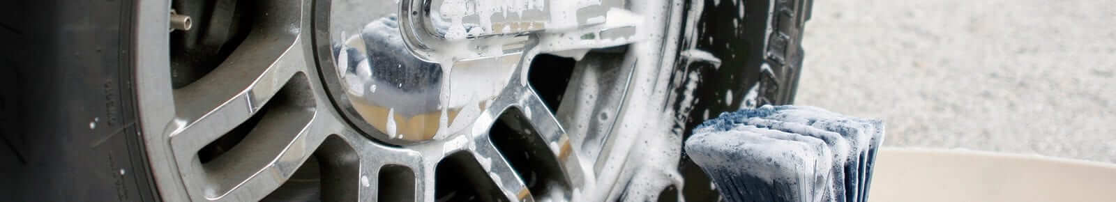Degrease and Scrub Tires New Orleans - NOLA Automotive Repairs