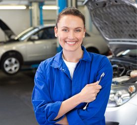 Auto Mechanic female - New Orleans - NOLA Automotive Repairs