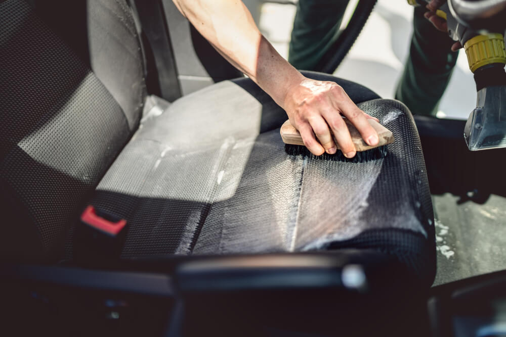 clean car seats - NOLA Automotive Repairs
