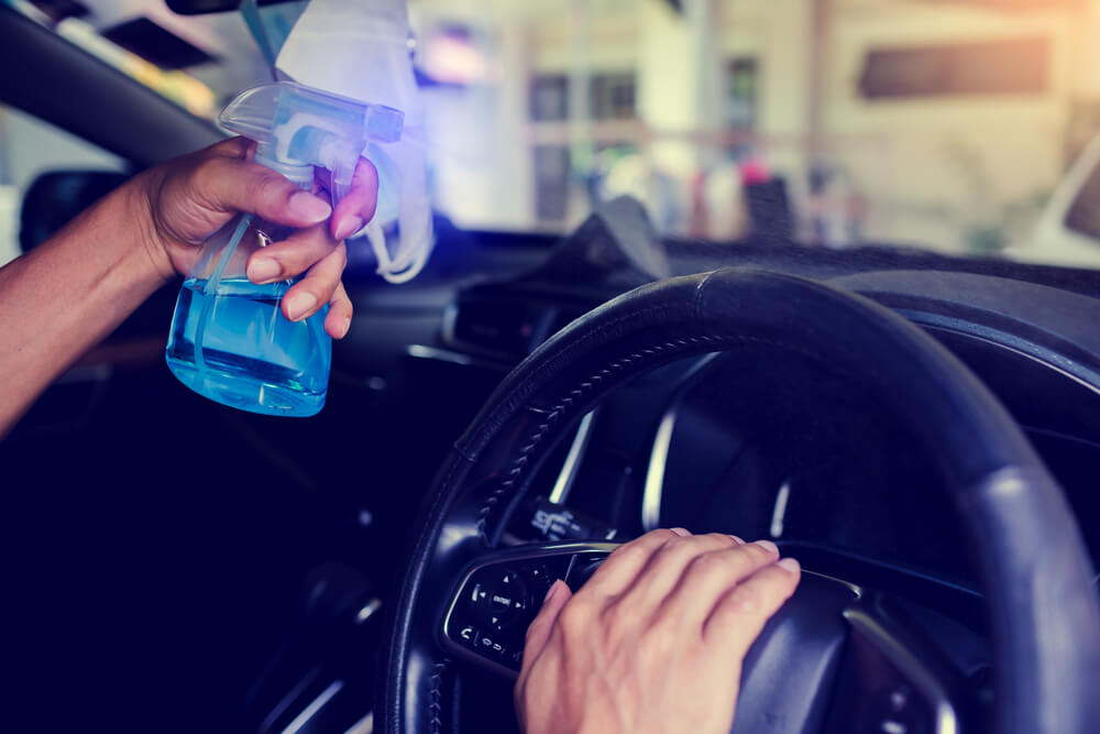 car cleaning - NOLA Automotive Repairs